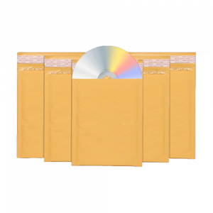 CD Bubble Envelopes